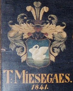 Misegades coat of arms