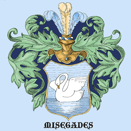 Misegades Family Crest
