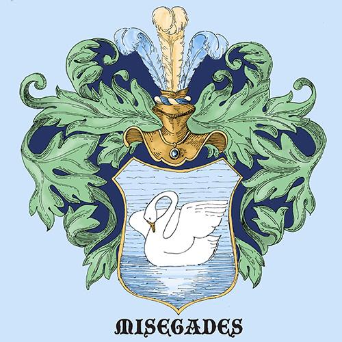 Misegades Family Crest